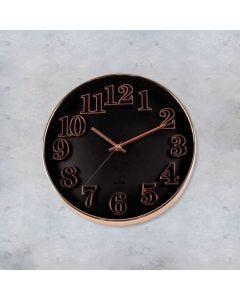 Relógio de Parede 30cm Concepts Life - Preto