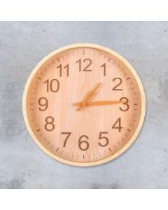 Relógio de Parede 35cm x 4cm Concepts Life - Bege