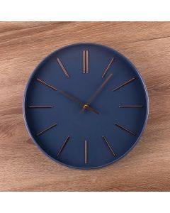 Relógio de Parede Austrália 30cm Solecasa - Azul