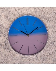 Relógio de Parede Grecia 30cm Solecasa - Roxo
