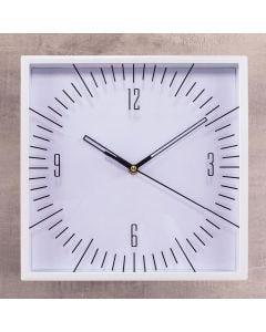 Relógio de Parede Milan Solecasa - Branco