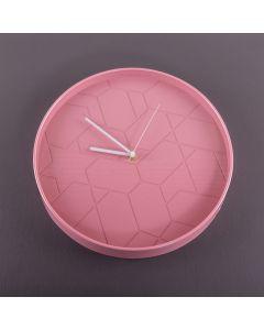 Relógio de Parede Paris 30cm Solecasa - Rosa
