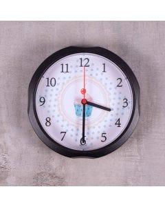 Relógio de Parede Quartz Sulclock - Cupcake