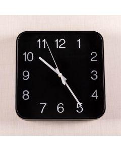 Relógio de Parede Solecasa - Preto