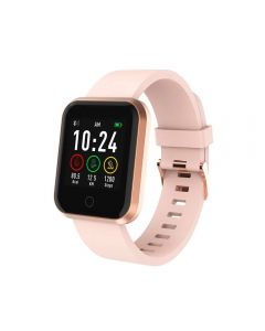 Relógio Smartwatch Roma Es268 Atrio - Rose