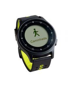 Relógio SportWatch Chronus ES252 Atrio - Preto