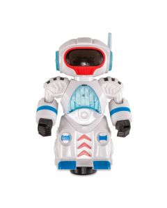 Robô com Mecanismo Havan - HBR0036 - Branco