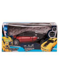 Robô Transformer Havan - HBR0102 - Vermelho