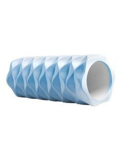 Rolo de Exercício Yoga Premium 14X33cm Cinza Atrio - ES228