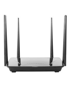 Roteador Wireless Dual Band ACtion R1200 Intelbras - Preto