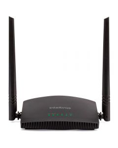 Roteador Wireless Rf 301K 300Mbps Intelbras - Preto