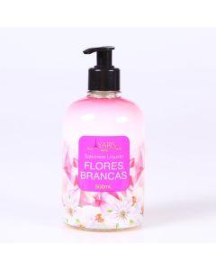 Sabonete Líquido 500ml Yaris - Flores Brancas