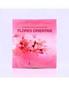 Sachê Aromatizador Capitais da Moda Yaris - Flores Orientais