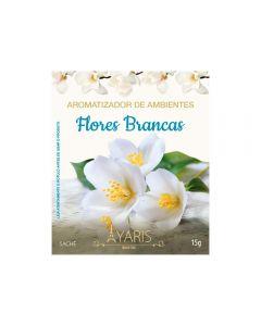 Sachê Aromatizante 15G Yaris - Flores Brancas