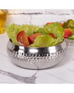 Saladeira Gourmet 15cm Poa Havan - Inox