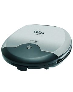 Sanduicheira e Mini Grill Inox 750W 220 Volts Philco - 220V