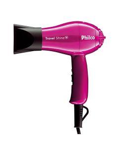 Secador de Cabelo Travel Shine Philco - Bivolt