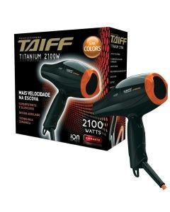 Secador de Cabelos Taiff Titanium Colors 2100 Watts