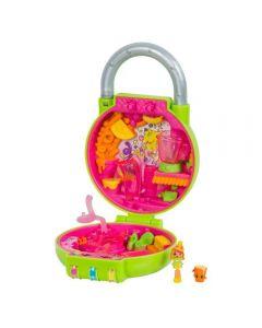 Shopkins Lil Secrets Cadeado DTC - 5089 - Quiosque de Frutas