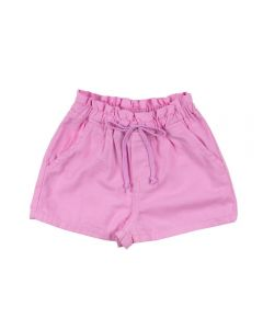 Shorts Clochard de 4 a 10 Anos Marmelada