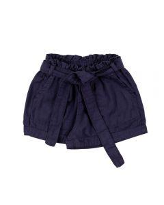 Shorts de 4 a 10 Anos Clochard com Cinto Marmelada