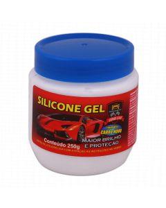 Silicone Gel Fragrância Carro Novo 250g Cemdi Car - 5158