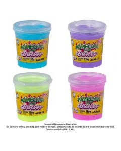 Slime Kimeleka Butter Unidade 130G Art Kids Acrilex - 05826