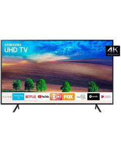 "Smart TV 43"" NU7100 UHD 4K HDR Premium Samsung  - Bivolt"