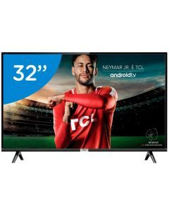 "Smart TV LED 32"" Android 32S6500 Full-HD TCL - Bivolt"