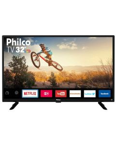 "Smart TV LED 32"" HD Philco PTV32G50SN - Bivolt"