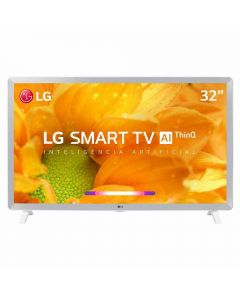 "Smart TV LED 32"" HD ThinQ AI 32LM620BPSA LG - Bivolt"