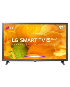 "Smart TV LED 32"" HD ThinQ AI 32LM625BPSB LG - Bivolt"