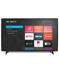"Smart Tv Led 32"" Roku Tv Hd Aoc 32S5195 - Bivolt"