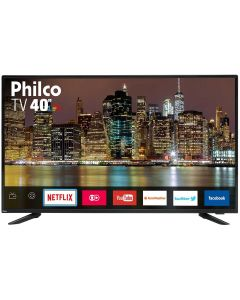 Smart TV LED 40 Full-HD Philco PTV40E60SN - Bivolt
