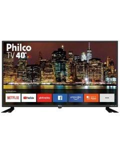 "Smart TV LED 40"" Full-HD Philco PTV40M60SN - Bivolt"