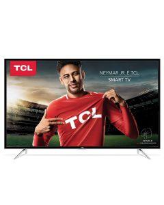 """Smart TV LED 40"""" Full-HD TCL L40S4900 com Wi-Fi - Bivolt"""