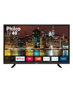 "Smart TV LED 40"" Philco Full HD PTV40E21DSWN - Bivolt"