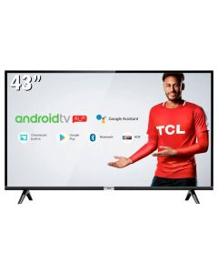 "Smart Tv Led 43"" Android 43S6500 Full-Hd Tcl - Bivolt"