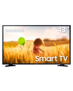 "Smart Tv Led 43"" Full-Hd T5300 Samsung - Bivolt"