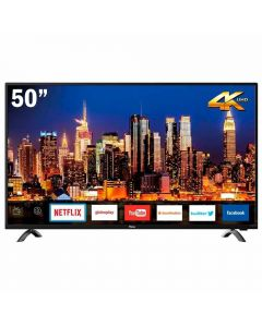 "Smart Tv Led 50"" 4K Ptv50g60sn Philco - Bivolt"