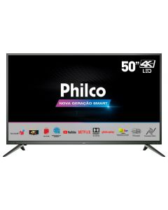 "Smart TV LED 50"" 4K PTV50M60SSG Philco - Bivolt"