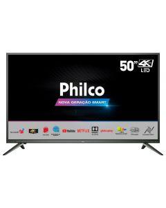 """Smart TV LED 50"""" 4K PTV50M60SSG Philco - Bivolt"""