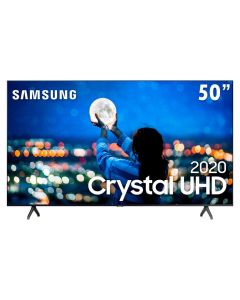 "Smart Tv Led 50"" 4K Crystal Uhd Tu7000 Samsung - Bivolt"