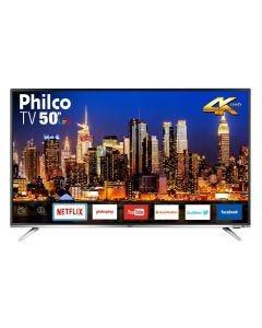 """Smart TV LED 50"""" Ultra-HD 4K Philco PTV50F60SN - Bivolt"""
