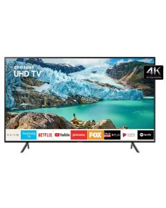 """Smart TV LED 50"""" Ultra-HD 4K Samsung UN50RU7100GX - Bivolt"""