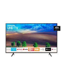 "Smart TV LED 55"" Ultra-HD 4K Samsung UE55NU7100 - Bivolt"