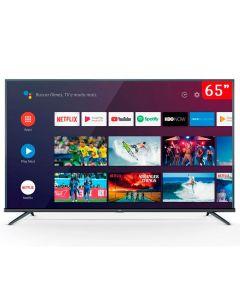 """Smart TV LED 65"""" 4K HDR Android 65P8M TCL - Bivolt"""