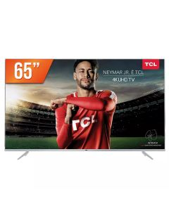 Smart TV LED 65'' TCL 65PUS 4K - Bivolt