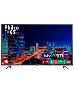 "Smart TV LED 65"" Ultra-HD 4K Philco PTV65F60DSWN - Bivolt"