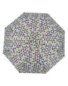 Sombrinha Mini 53cm Yangzi - Triângulo Colorido